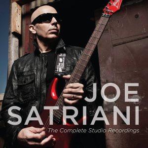 Momentum >> Joe Satriani: The Complete Studio Recordings - Wikipedia