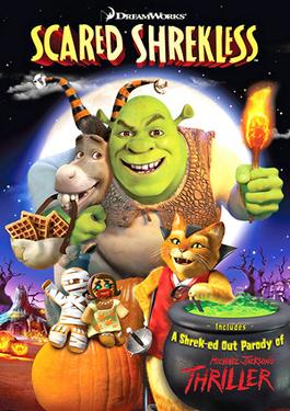 Image result for scared shrekless
