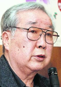 Shohei Imamura Japanese film director