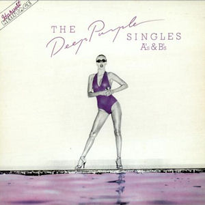 <i>The Deep Purple Singles As and Bs</i> album