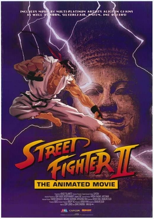 Street Fighter Ii The Animated Movie Wikipedia