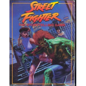 Street Fighter: The Storytelling Game - Wikipedia