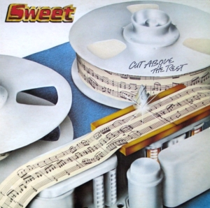 <i>Cut Above the Rest</i> 1979 studio album by Sweet
