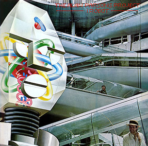 1977 studio album by The Alan Parsons Project
