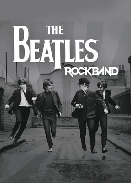 The Beatles: Rock Band cover art