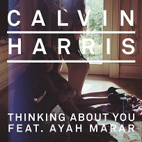 Calvin Harris featuring Ayah Marar — Thinking About You (studio acapella)