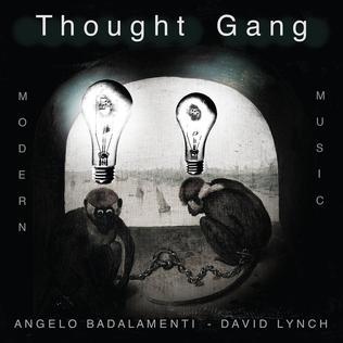 2018 album by Angelo Badalamenti and David Lynch