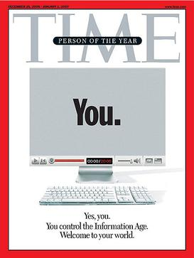 Person of the year, 2006