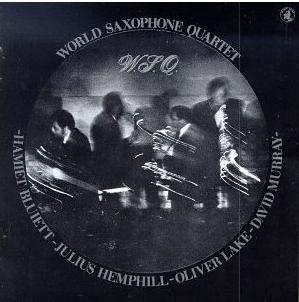 <i>W.S.Q.</i> (album) 1980 studio album by World Saxophone Quartet
