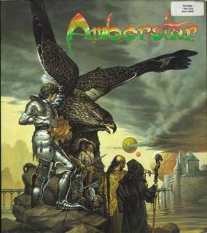 Amberstar Amiga game cover