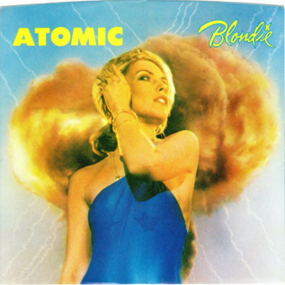 Atomic (song) single by Blondie