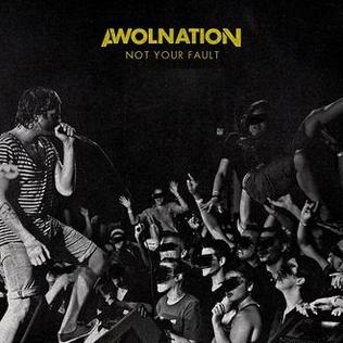 Not Your Fault 2011 single by Awolnation
