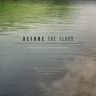 <i>Before the Flood</i> (soundtrack) 2016 soundtrack album by Trent Reznor, Atticus Ross, Mogwai and Gustavo Santaolalla
