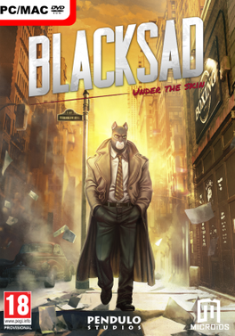 Blacksad: Under the Skin - Wikipedia