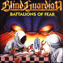 <i>Battalions of Fear</i> 1988 studio album by Blind Guardian