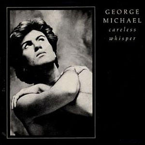 George Michael — Careless Whisper (studio acapella)