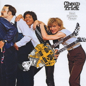 <i>Next Position Please</i> album by Cheap Trick