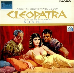 <i>Cleopatra</i> (1963 soundtrack) 1963 soundtrack album by Alex North