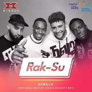 Dimelo 2017 single by Rak-Su featuring Wyclef Jean and Naughty Boy