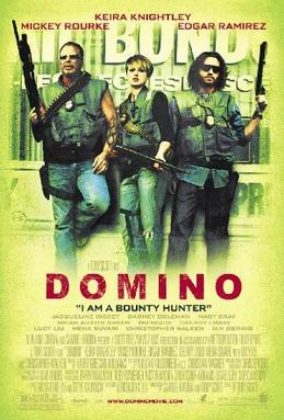 Domino (2005) movie poster