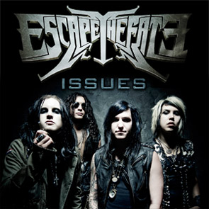 Issues (Escape the Fate song) A single by the band Escape_the_Fate