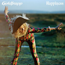 Cover image of song Happiness by Goldfrapp