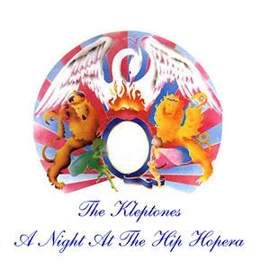 <i>A Night at the Hip Hopera</i> 2004 remix album by The Kleptones