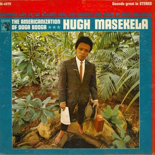 <i>The Americanization of Ooga Booga</i> 1966 live album by Hugh Masekela