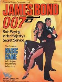 James Bond G