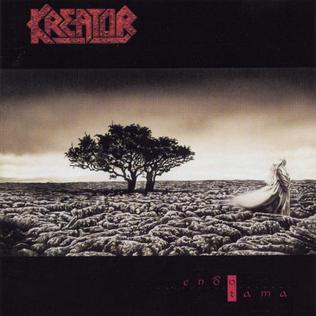 <i>Endorama</i> album by Kreator