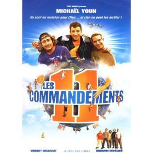 les 11 commandements michael youn