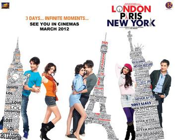 Watch London Paris New York DVD Online Movie