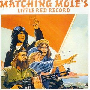 <i>Matching Moles Little Red Record</i> 1972 studio album by Matching Mole