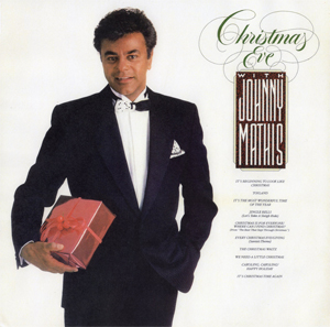 <i>Christmas Eve with Johnny Mathis</i> 1986 studio album by Johnny Mathis