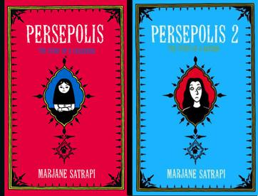 Image result for persepolis comic