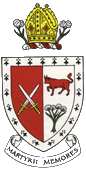 Coat of Arms of Ridley Hall