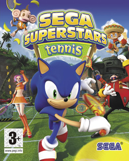 <i>Sega Superstars Tennis</i> 2008 video game