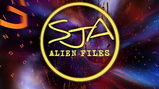 <i>Sarah Janes Alien Files</i>