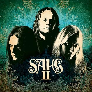 <i>II</i> (Sahg album) 2008 studio album by Sahg