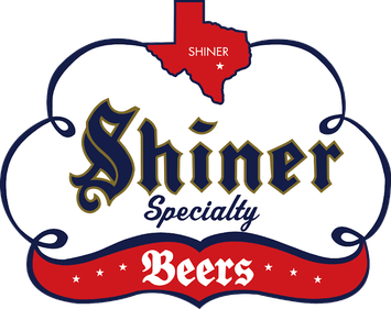 Shiner TEXAS 2003 Spoetzl Brewery Mat with MAN SHINER HEFEWEIZEN Beer COASTER