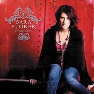 <i>Silver Skies</i> 2007 studio album by Sara Storer