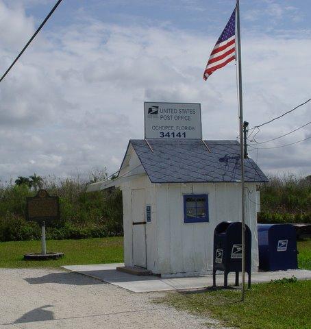 Ochopee Post Office Wikipedia