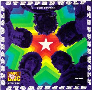 <i>The Second</i> 1968 studio album by Steppenwolf