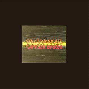 <i>Stratavarious</i> 1972 studio album by Ginger Baker
