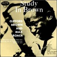 "album cover of ""Study in Brown"""
