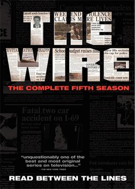 Špína Baltimoru / The Wire / EN