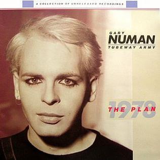 The Plan Tubeway Army Album Wikipedia