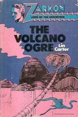 <i>The Volcano Ogre</i> Science fiction novel