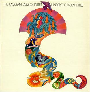 Modern Jazz Quartet - Under The Jasmin Tree