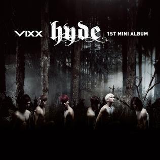 <i>Hyde</i> (EP) 2013 EP by VIXX